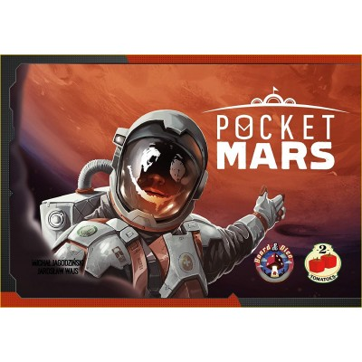 Pocket Mars - Jeu de cartes