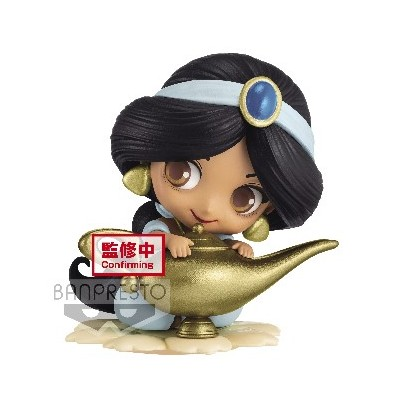 Jasmine (Or ver) - Q Posket Sweetiny - Disney - 8cm
