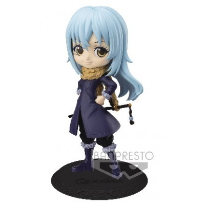 Rimuru Tempest (Bleu vers.) - That Time I Got Reincarnated as a Slime - Q Posket - 14cm