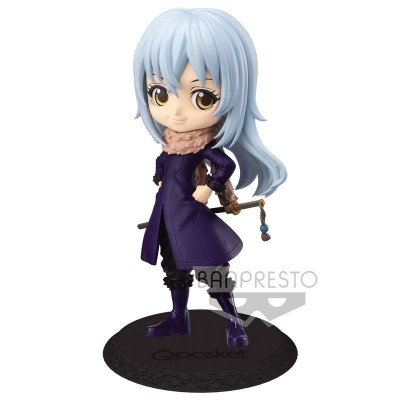 Rimuru Tempest (Grise vers.) - That Time I Got Reincarnated as a Slime - Q Posket - 14cm