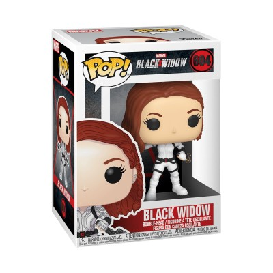 Natasha Romanoff / Black Widow (White Suit) - Black Widow (604) - Pop Marvel