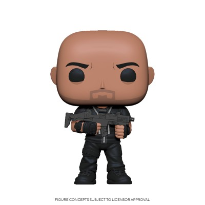 Hobbs - Fast and Furious : Hobbs and Shaw (...) - Pop Movies
