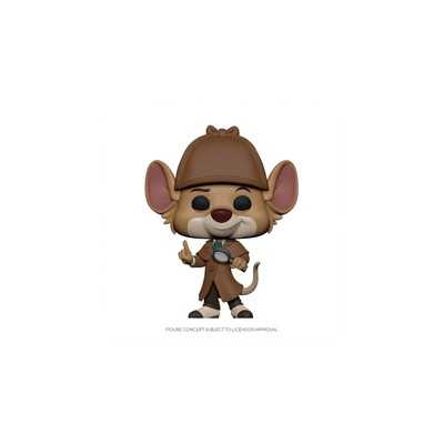 Basil - Great Mouse Detective (...) - Pop Disney