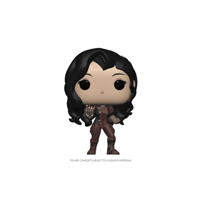 Asami Sato - Legend of Korra (...) - Pop Animation