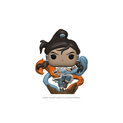 Korra - Legend of Korra (...) - Pop Animation