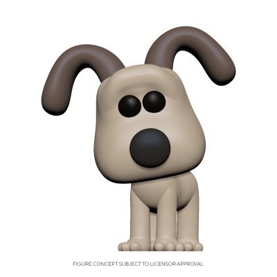 Gromit - Wallace and Gromit (...) - Pop Animation