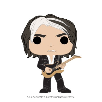 Joe Perry - Aerosmith (...) - Pop Rocks