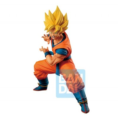 Son Goku Super Saiyan (Ultimate Variation) - Dragon Ball Super - Ichibansho Figure n°01 - 18 cm