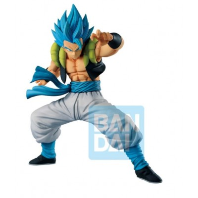 Gogeta Super Saiyan God (Ultimate Variation) - Dragon Ball Super - Ichibansho Figure - 20 cm
