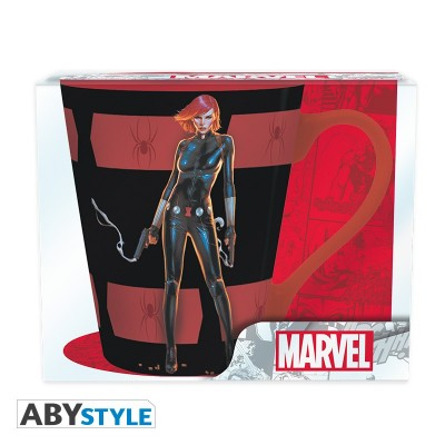 Mug à Thé - Marvel - Black Widow - 340ml