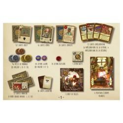 Genesia - Jeu de Plateau