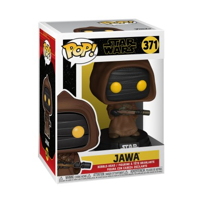 Classic Jawa - Star Wars (371) - Pop Star Wars