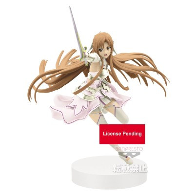 Asuna the Goddess of Creation Stacia - Sword Art Online : Alicization War of Underworld - Espresto - Dressy and motions - 20cm