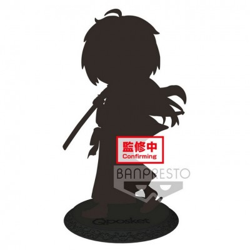 Kenshin Himura (B vers) - Rurouni Kenshin : Meiji Swordsman Romantic Story - Q Posket - 14cm
