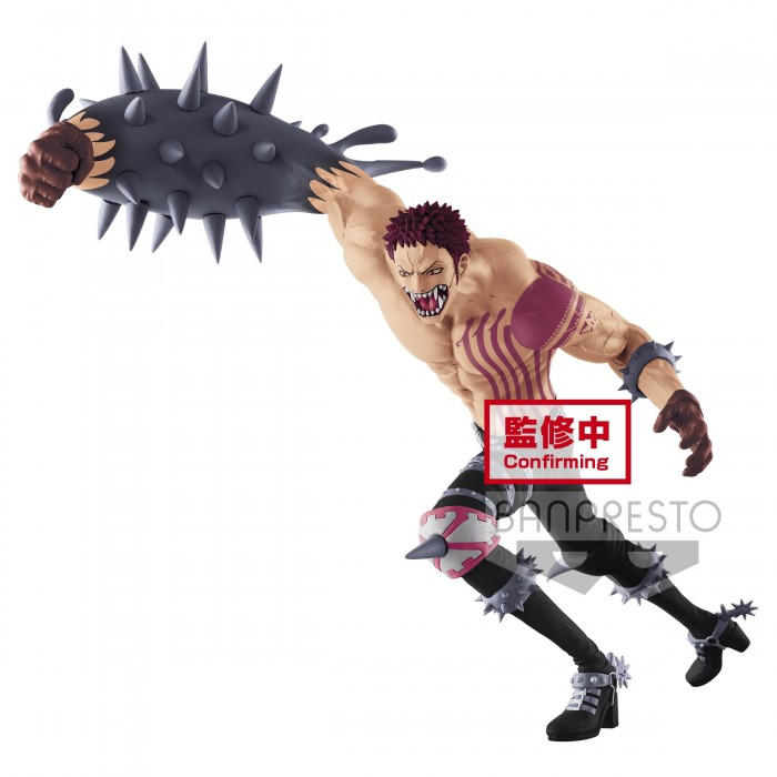 Charlotte Katakuri - One Piece - Battle Record Collection - 27cm