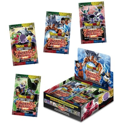 "JCC - Booster ""Universal Onslaught"" B09 - Dragon Ball Super Serie 9 (FR) - (24 boosters)"
