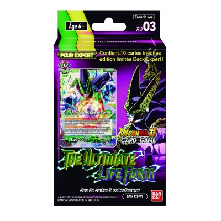 JCC - Expert Deck - XD03 - Dragon Ball Super Serie 9 (FR) x6