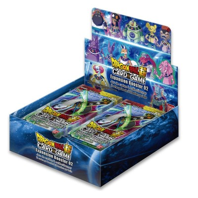 """JCC - Booster """"Expansion Set 02"""" - EB02 - Dragon Ball Super (FR) - (24 boosters)"""
