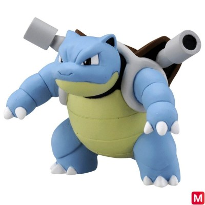 Pokemon - Figurine PVC Tortank - MS-16