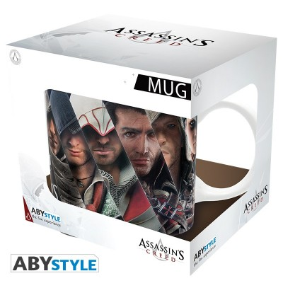 Mug - Assassin's Creed - Legacy - Subli - 320ml