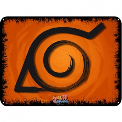 Plaque Métalique - Konoha Symbol - Naruto (28x38)
