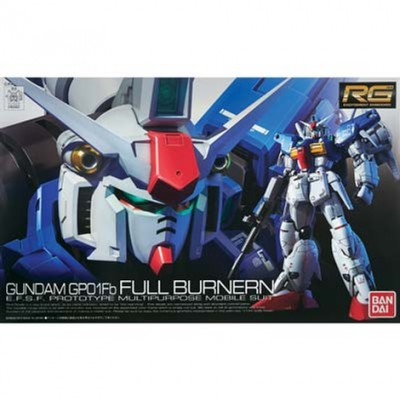 Real Grade - Gundam - RX-78 GP01-FB - 1/144