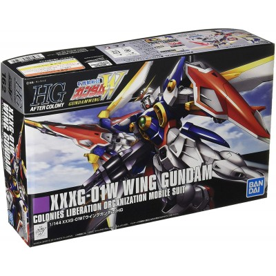 High Grade - Gundam - Wing - 1/144