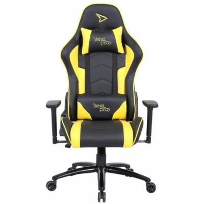 Steelplay - Siege De Bureau Gaming - Sgc01 - Jaune