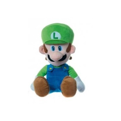 Peluche - Luigi - Super Mario Bros