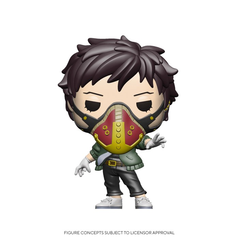Kai Chisaki (Overhaul) - My Hero Academia (...) - Pop Animation
