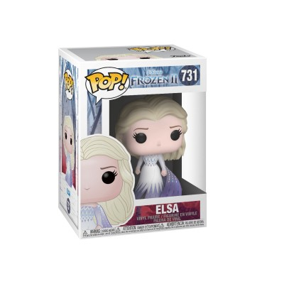 Elsa (Epilogue) - Frozen 2 (731) - Pop Disney