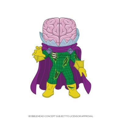 Mysterio Zombie - Marvel (660) - Pop Marvel