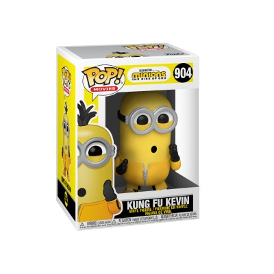 Kung Fu Kevin - Minions 2 (904) - Pop Movies