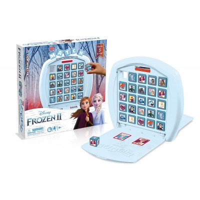 Top Trumps Match - Frozen 2 - DE/FR/IT