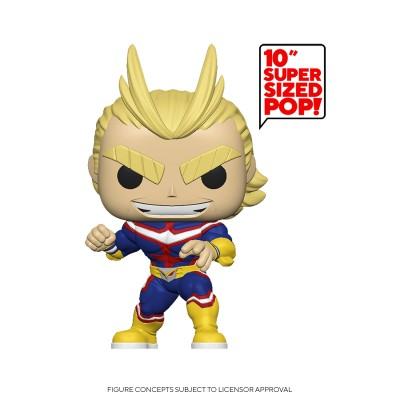 All Might - Super Oversize 10' - My Hero Academia (...) - Pop Animation