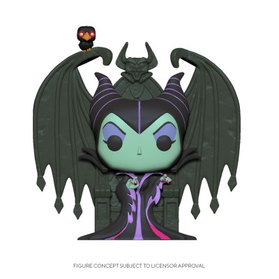 Maleficent on Throne - Oversize 10' - Disney (...) - Pop Deluxe