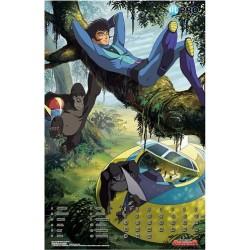 Sac coursier Neko - Darkneko - Noir