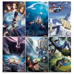 Sac coursier Neko - Goldoneko - Noir