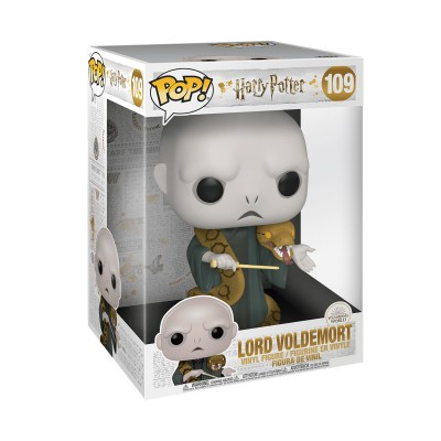 Voldemort w/Nagini - Super Oversize 10' - Harry Potter (109) - Pop Movies