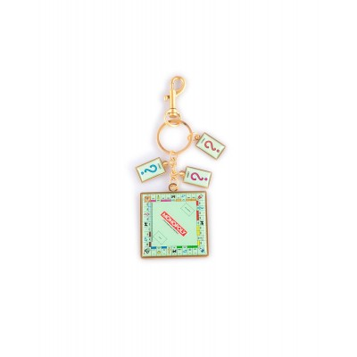 Porte-clef Métal - Monopoly with Luck Charms - Hasbro