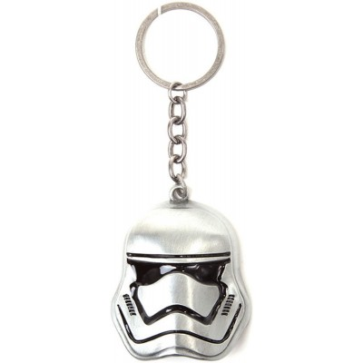 Porte-clef 3D Métal - Captain Phasma - Star Wars
