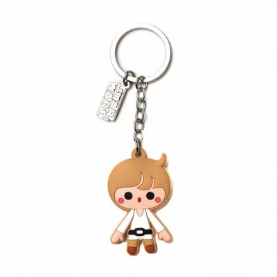 Porte-clef Rubber - Luke Skywalker - Star Wars