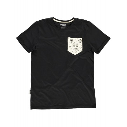 T-shirt - Zelda - Link's Awakening with pocket - XL