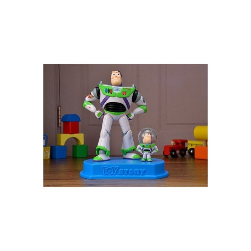 Buzz & Mini Buzz - Toy Story - Figurine PVC - 17cm
