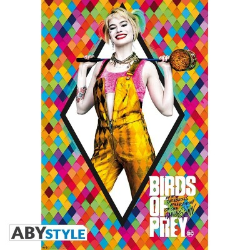 "DC Comics - Poster ""Birds of Prey"" - roulé filmé (91.5x61)"