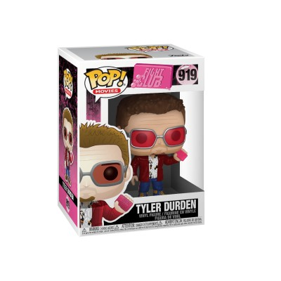 Tyler Durden - Fight Club (nb 919) - Pop Movies