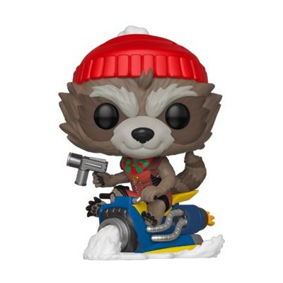 Rocket Holiday - Marvel (531) - POP Marvel