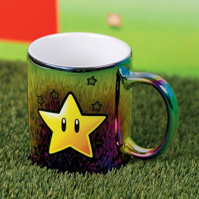 Mug - Nintendo - Star Power - 315ml