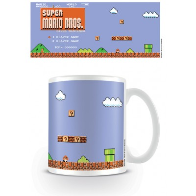 Mug - Super Mario - Retro - 315 ml