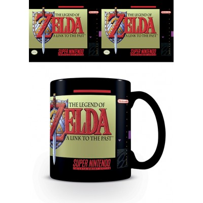 Mug - Super Nintendo - Zelda - 315ml